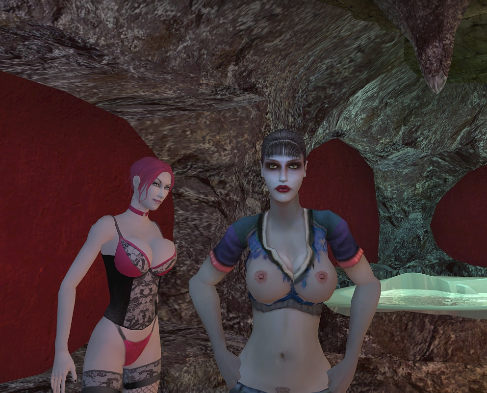 nude the masquerade vampire bloodlines Kristoff and anna fanfiction lemon