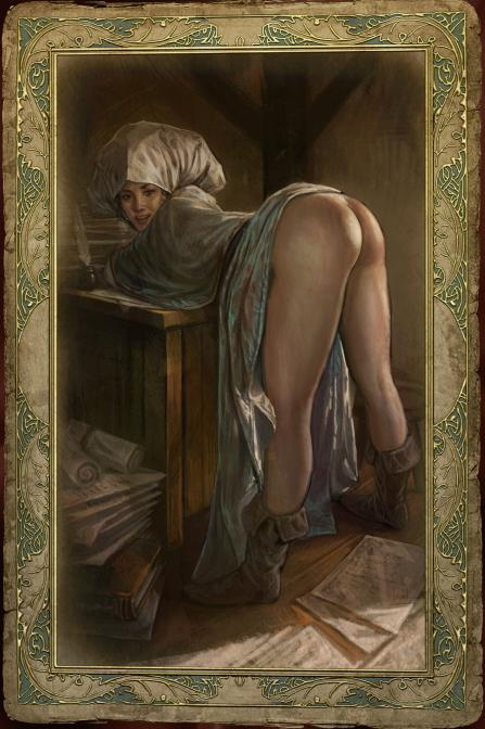 nude witcher the triss 3 Who is the stalker warframe