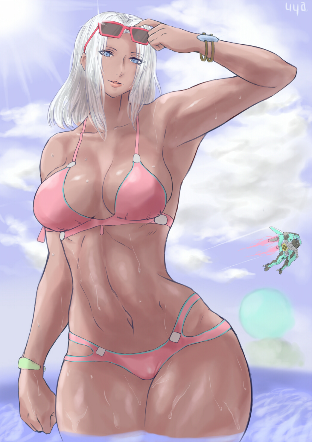 chronicles dahlia xenoblade hentai 2 There are no rules gif