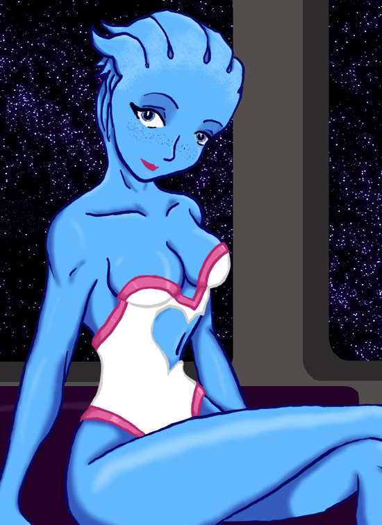 effect liara t'soni andromeda mass The vampire king adventure time