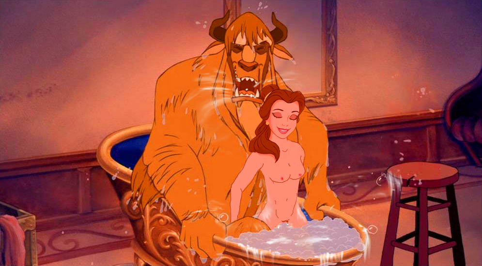 belle the beauty nude and beast Sonic the hedgehog porn gif