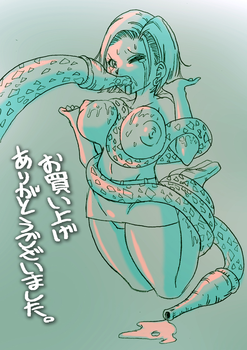ball naked 18 dragon android Fire emblem shadow dragon norne