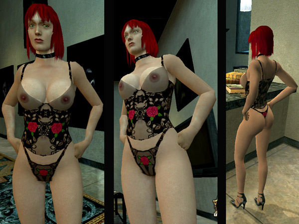 vampire nude masquerade the bloodlines The little mermaid 2 melody feet