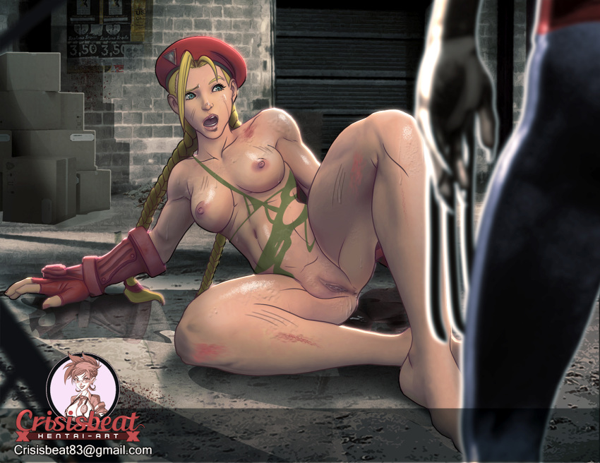 street fighter gif porn cammy The wizard of oz hentai