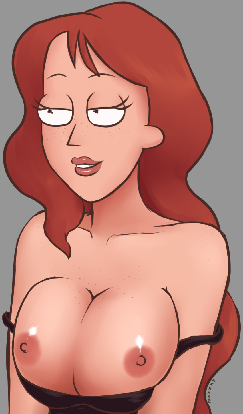 home and morty: back way a rick Johnny test susan and mary porn