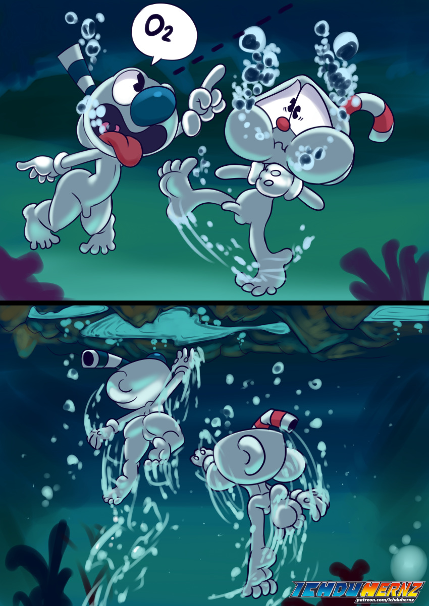 are which you character cuphead Star vs the forces of evil blowjob
