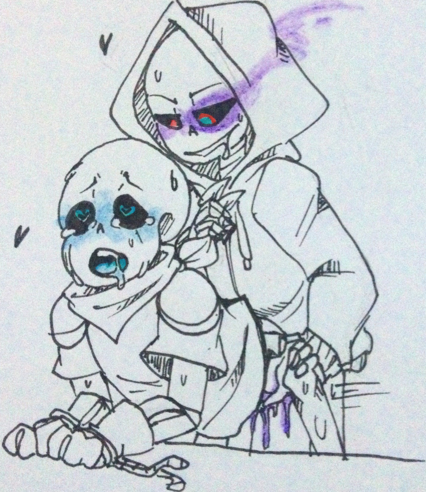 and sans underswap underfell sans Nier automata how to ride animals