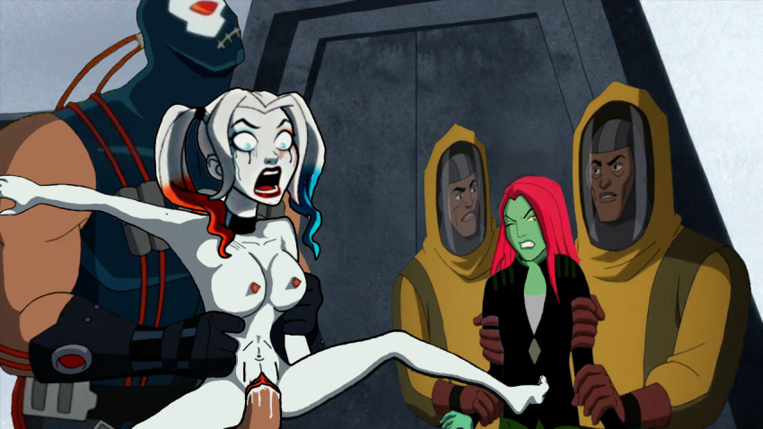 nude harley ivy and quinn poison Call of duty zombies