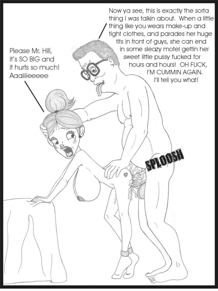 of hill the porn king gallery Rick and morty hentai gifs